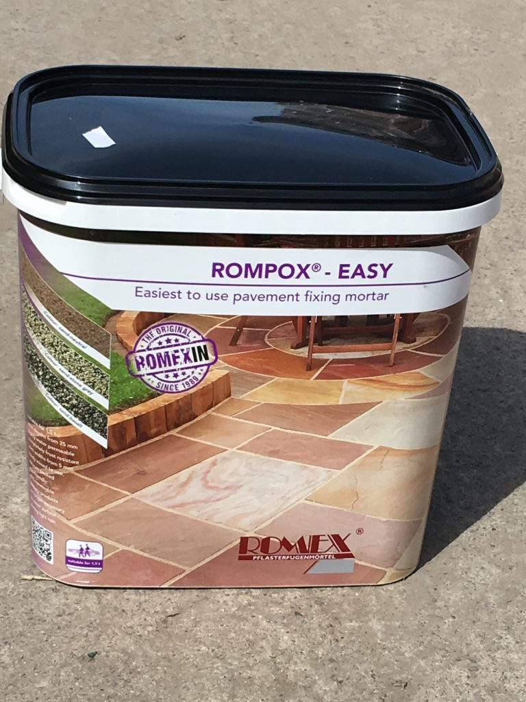 Rompox Easy - Jointing Mortar UK